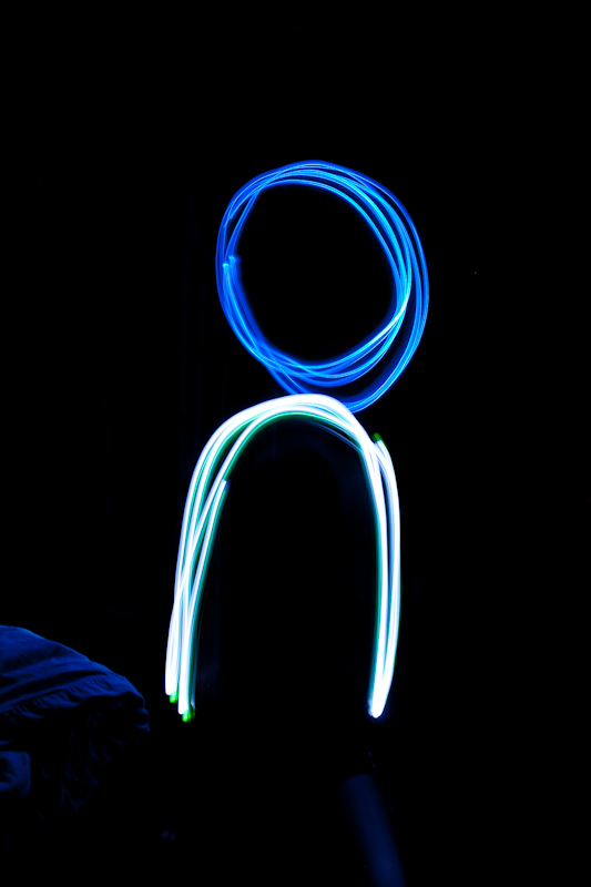 光涂鸦 摄影