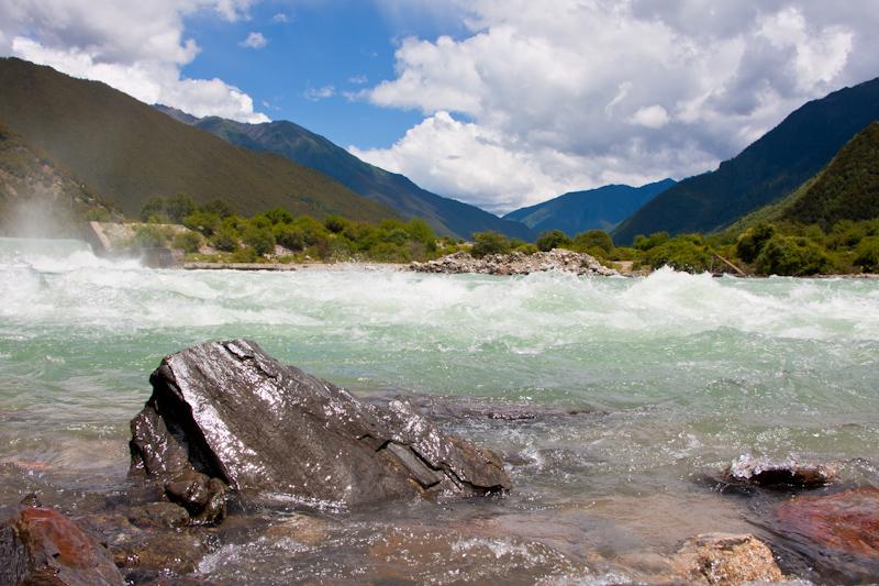 西藏 林芝 摄影