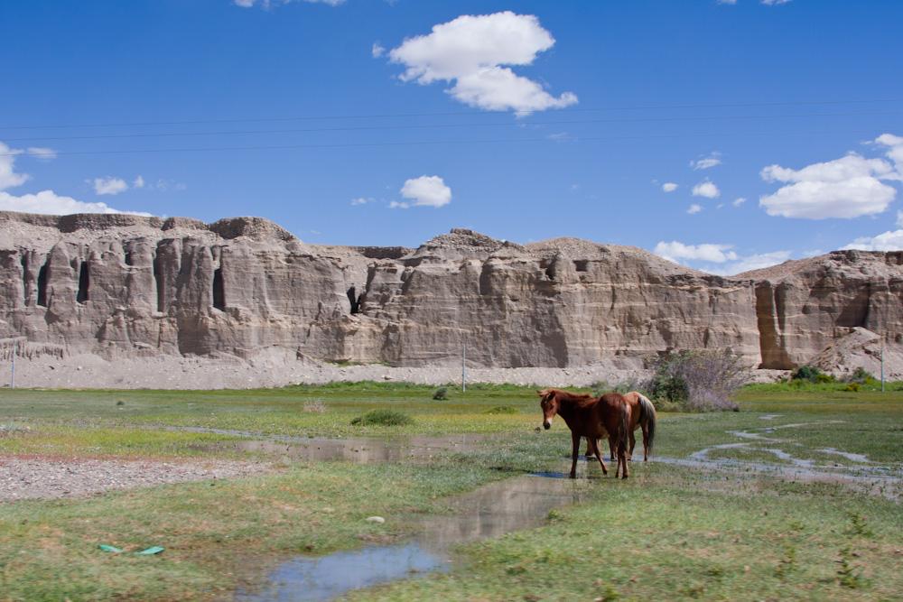 西藏 札达土林 摄影
